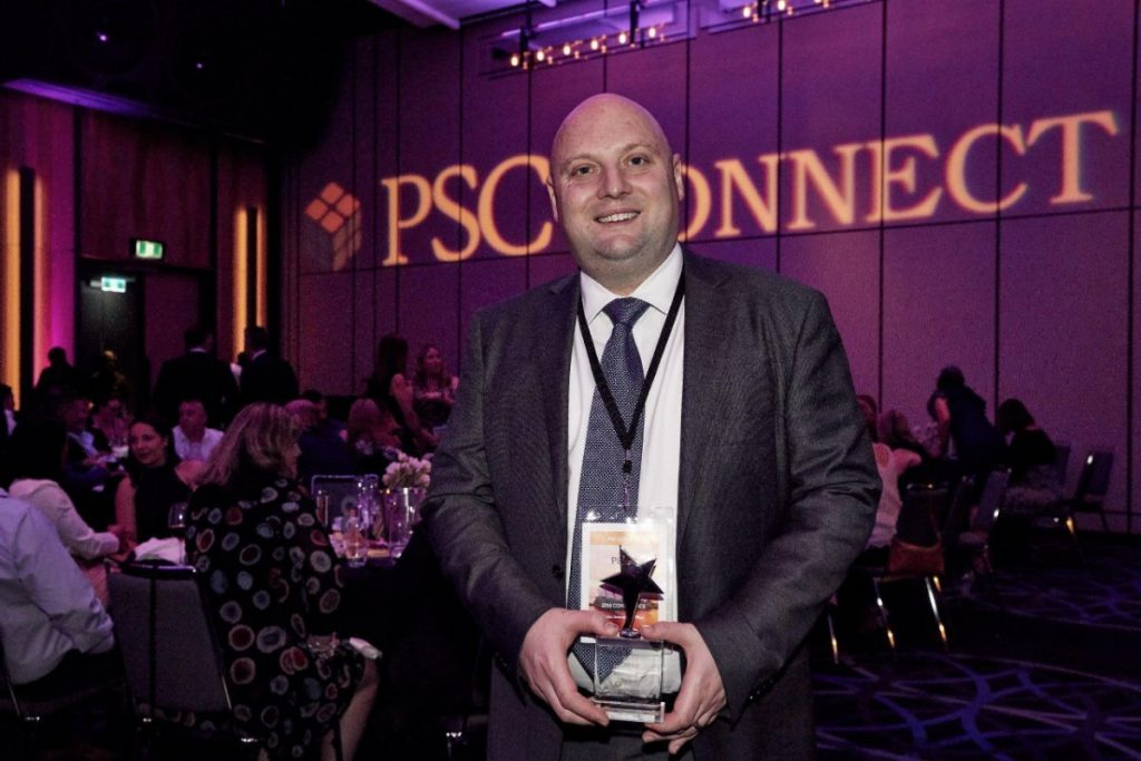 Peter Rothstadt, PSC Connect Rising Star Award